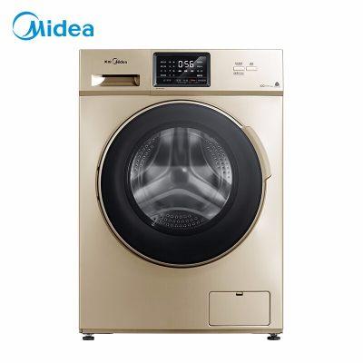 美的(Midea)滚筒洗衣机全自动 10公斤大容量 巴氏除菌