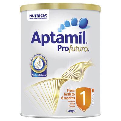 【耘凡兔013】澳洲新西兰Aptamil爱他美白金版幼儿奶粉1段2罐