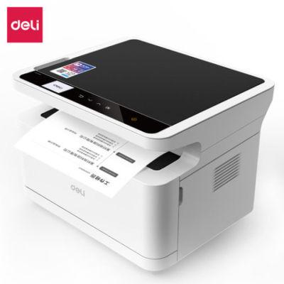 得力M2000NW激光一体打印机打印复印扫描