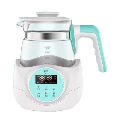 【耘凡兔748】新贝调奶器恒温暖奶器玻璃电水壶热水智能冲奶机泡奶粉全自动