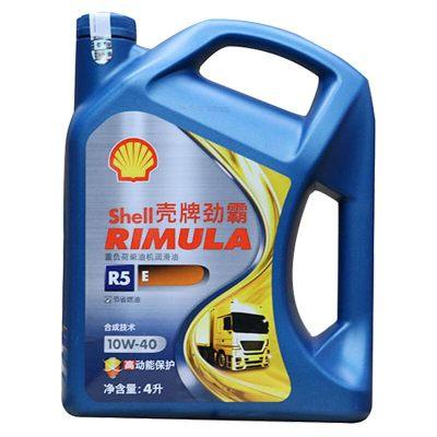 壳牌(Shell)劲霸柴机油 Rimula R5 E 10W