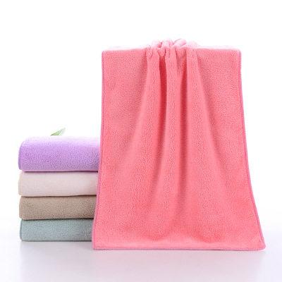 【耘凡兔143】织锦鸟日式珊瑚绒毛巾超细纤维家居日用品面巾干发巾比纯棉柔软吸水毛巾5条