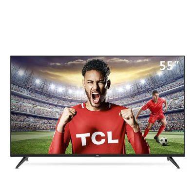 TCL 三十核快速开机多屏互动微信互联55英寸彩电电视55G60