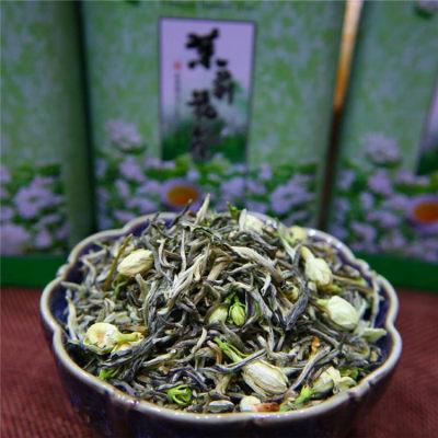 聚天禾茉莉花茶散装 茶叶 250g