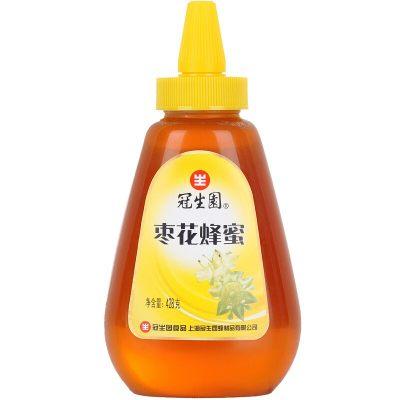 冠生园 枣花蜂蜜428g