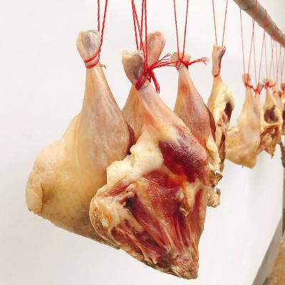 整箱风干鸭腿腊鸭腿腊味边腿精腿农家风味咸肉鸭肉摆摊