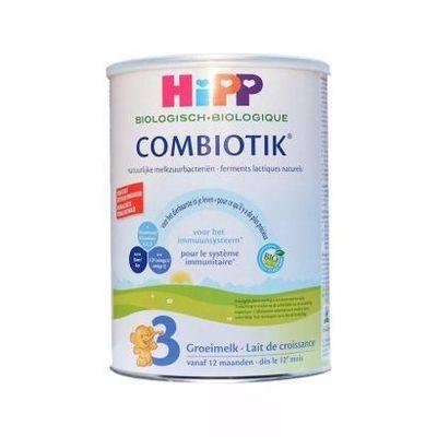 【耘凡兔013】荷兰Hipp喜宝有机益生元益生菌奶粉3段*2罐 消化吸收 800克*2罐