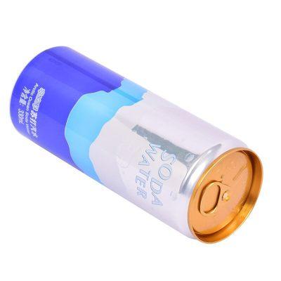 北冰洋 苏打水 碳酸饮料 330ml*24听/箱