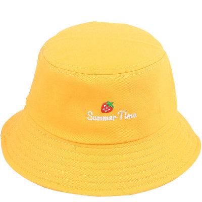 MAXVIVI 盆帽 四季遮阳防晒沙滩渔夫帽子男女款帽