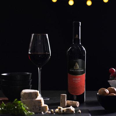 乌标美乐干红葡萄酒5号