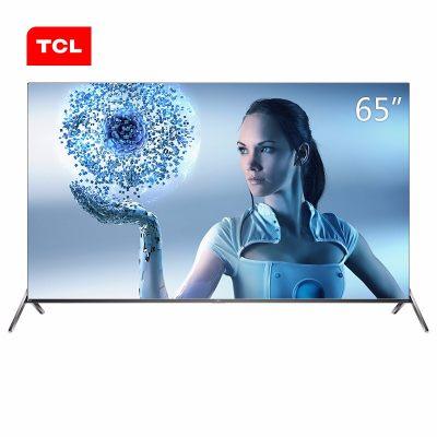 TCL 65T680 65英寸液晶电视机 4k超高清 超薄