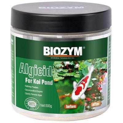 BIOZYM百因美池塘鱼池除藻剂 鱼缸观赏鱼锦鲤池塘灭藻除苔
