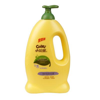 小浣熊(coati)婴儿儿童洗发水沐浴露二合一1080ml 家庭装全家可用