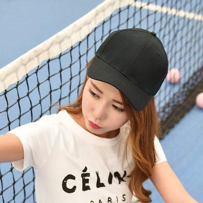 朗悦 棒球帽男女韩版短檐马卡龙纯色户外休闲太阳帽LPMZ18