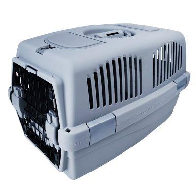 派乐特 宠物航空箱狗猫托运箱便携 加大款58×37×37cm
