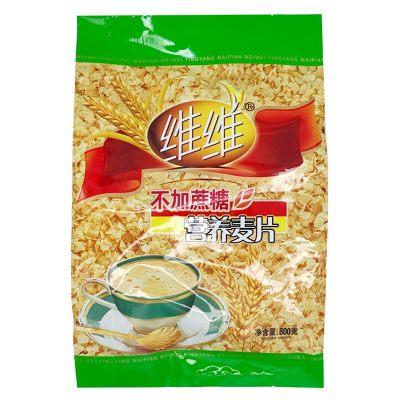 维维 冲饮谷物 营养早餐 即食食品 速溶代餐 无添加蔗糖