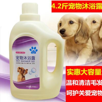 宠物沐浴露杀菌祛臭洗澡液4.2斤宠物沐浴露杀菌宠物香波