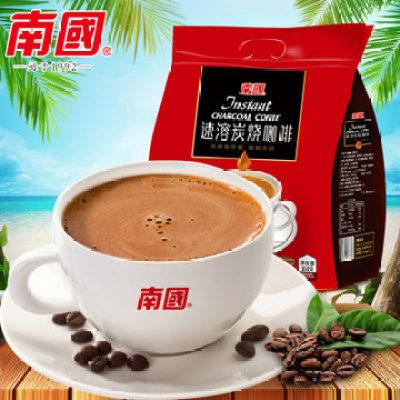 【耘凡兔296】南国食品 海南兴隆原产地速溶炭烧咖啡850g 可冲50杯