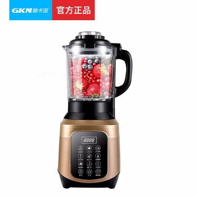 GKN格卡诺 破壁机料理机加热家用全自动多功能搅拌机 豆浆机婴儿辅食料理机 金色款
