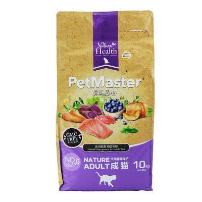 佩玛思特PetMaster 宠物猫粮 三文鱼&鸡肉成猫 10
