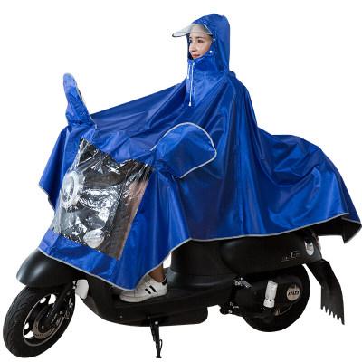 捷昇(JIESHENG) 雨衣电动车摩托车面罩骑行**单人