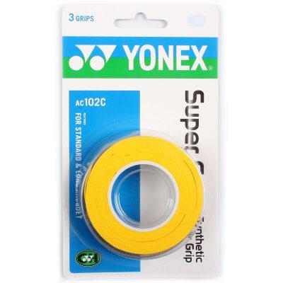 尤尼克斯YONEX 羽毛球拍手胶吸汗带握手胶