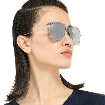 京东京造 中性男女款太阳镜墨镜驾驶镜 蛤蟆飞行员 高清偏光