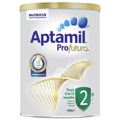【耘凡兔013】澳洲新西兰Aptamil爱他美白金版幼儿奶粉2段2罐