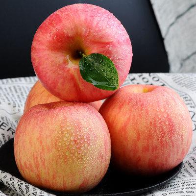 苹果 脆甜苹果带箱10斤装新鲜大苹果红富士苹果