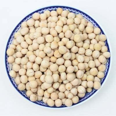 5斤白豌豆 农家自种苗芽菜种子豌豆粒生的干的煮粥重庆小面配料【优品】