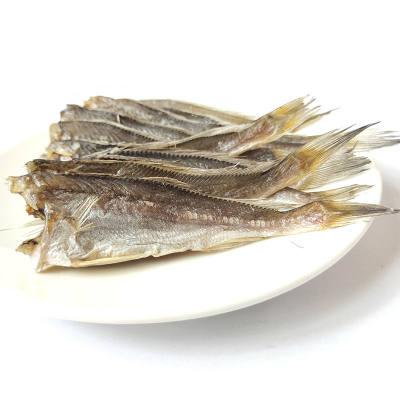 9成干小黄花鱼干400g约50条左右天然晒制微咸鱼干海鲜干货