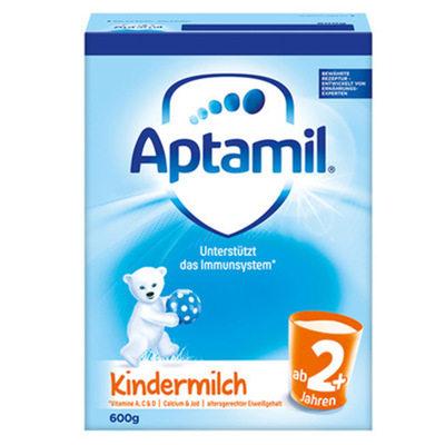 【耘凡兔013】德国爱他美Aptamil婴幼儿牛奶粉2+段24个月以上600g*2盒