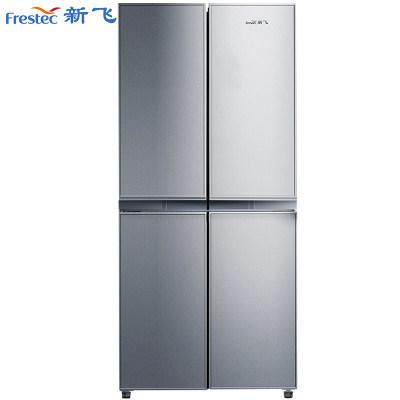 新飞Frestec 382升 十字对开多门电冰箱 冷藏储鲜