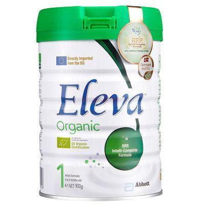 【耘凡兔013】Abbott 雅培 菁挚有机奶粉1段900g*2罐 丹麦进口