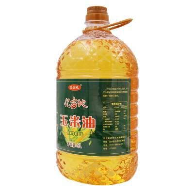 亿亩地5升玉米胚芽油一级玉米油食用油压榨油粮油玉米油