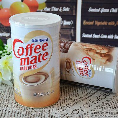 雀巢Nestle 咖啡奶茶伴侣 植脂末 奶精粉 罐装700g