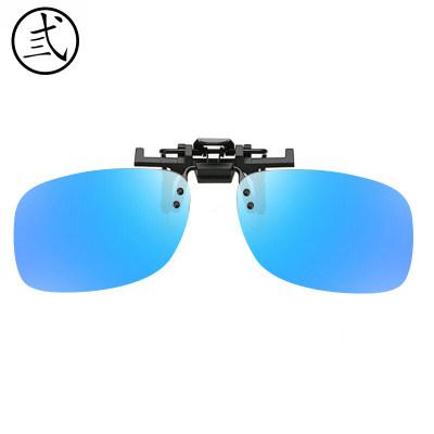 三氏高清近视偏光太阳镜夹片轻便夹片式墨镜男女司机眼镜片 20
