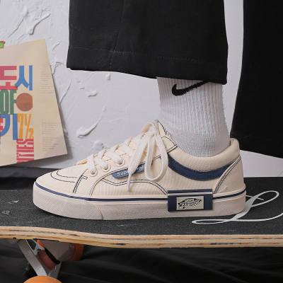【品牌】PLOVER啄木鸟帆布鞋女学生韩版2021新款百搭春季韩国ulzzang鞋子