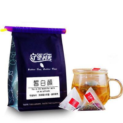 【耘凡兔087】皙白颜 三角茶包三白汤养生白芷枣代茶饮 花茶 2盒