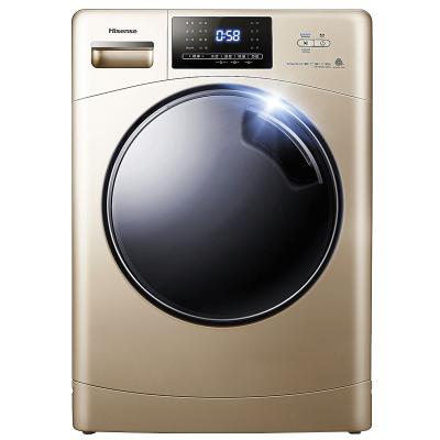海信滚筒洗衣机全自动 10公斤变频 超大触控屏变频电机