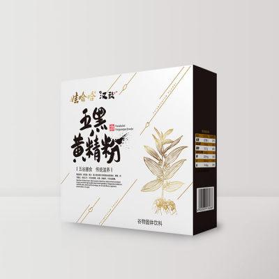 汉致五黑黄精粉植物蛋白固体饮料