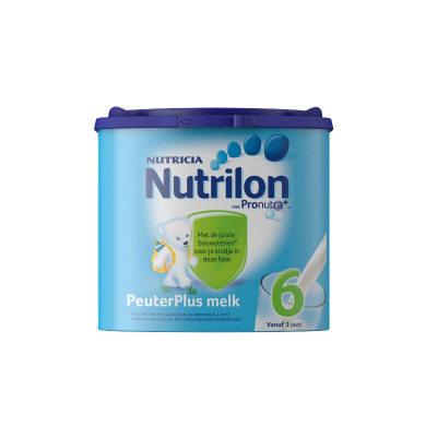 【耘凡兔013】荷兰版Nutrilon诺优能荷兰牛栏6段奶粉新鲜奶源400g*2罐36个月以上