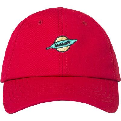 韩铺(hanshop)帽子男女同款棒球帽绣花情侣鸭舌帽户外防