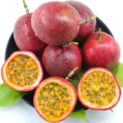 精选百香果大果 新鲜百香果3/5斤可选送百香果开果器