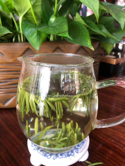 新茶上市、清茶,龙井,三江绿茶,