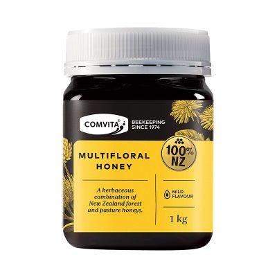 康维他(COMVITA)多花种蜂蜜1000g新西兰原装进口