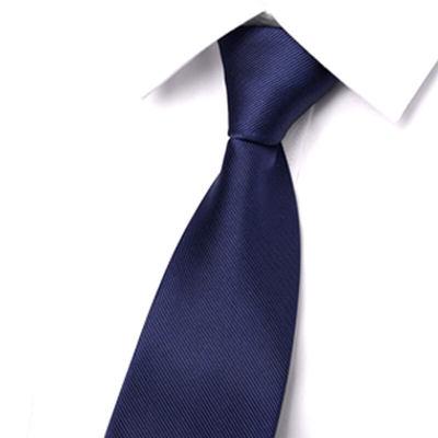 GLO-STORY 拉链领带 男士商务正装潮流领带礼盒装
