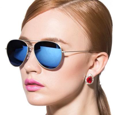 益盾(YIDUN)太阳镜墨镜偏光防紫外线司机驾驶蛤蟆镜男女款