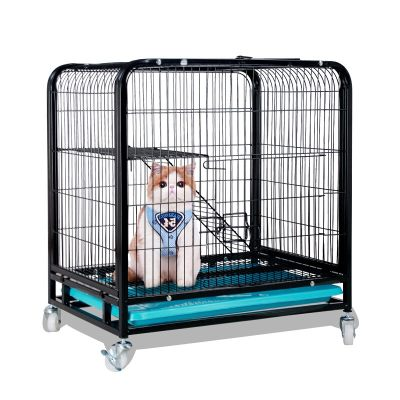 兴达万宠 猫笼子二层加粗猫别墅三层猫咪笼别墅猫笼具猫窝宠物用