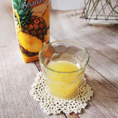 地中海塞浦路斯进口 芳塔娜(Fontana)菠萝汁100纯果